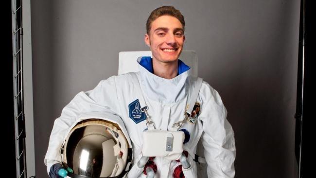 Astronaut Bean