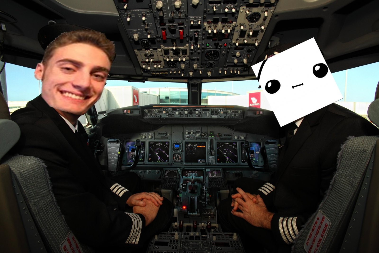 Yo where tf my pilots taking me