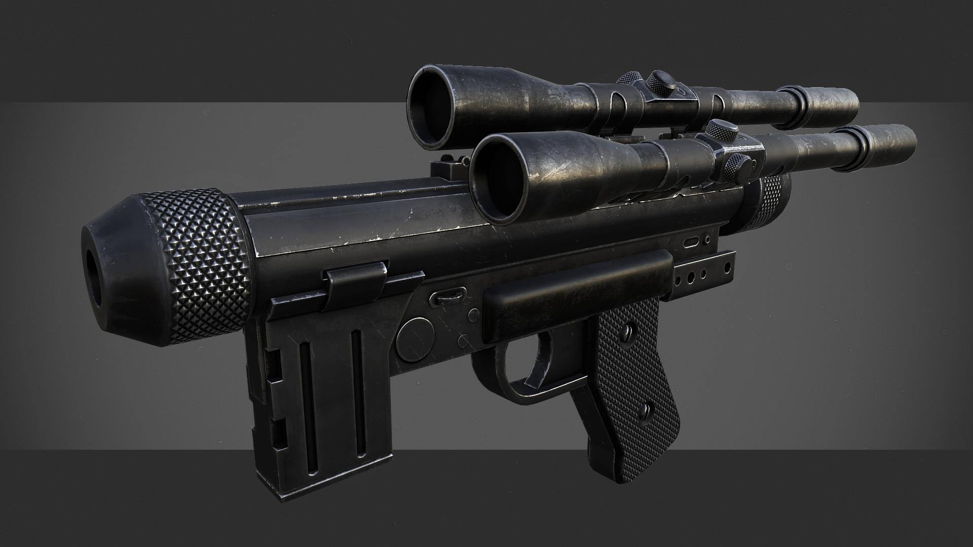 SunBro's gun